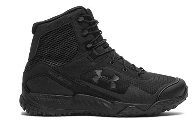 Under Armour Mens Valsetz RTS Tactical Boot