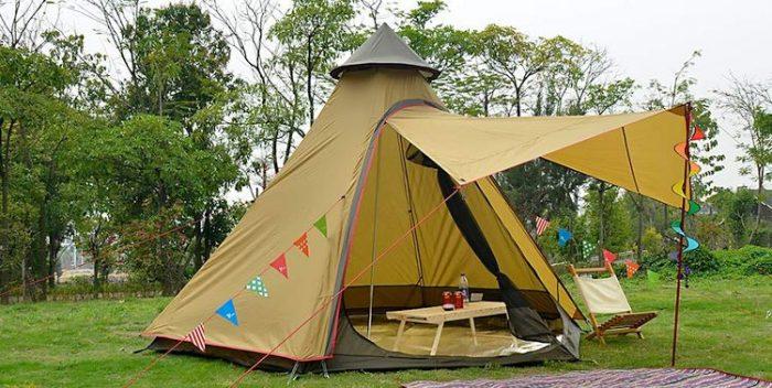 Vidalio Teepee Camping Tent