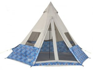 Wenzel Shenanigan 5 person Teepee Tent
