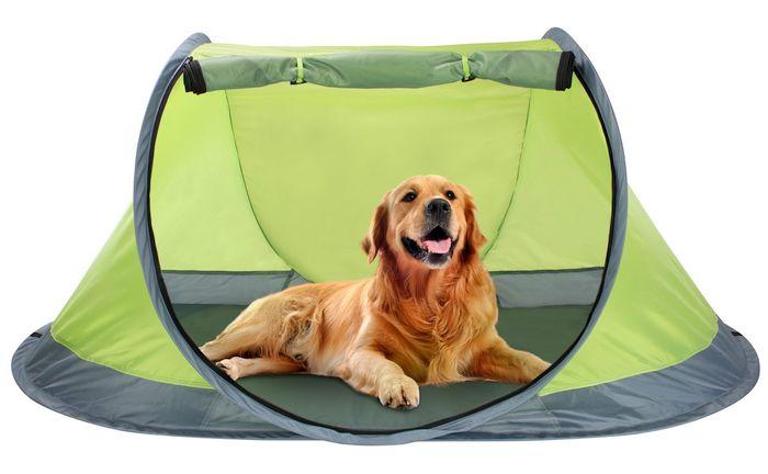 Winterial Outdoor Pop-Up Pet Tent
