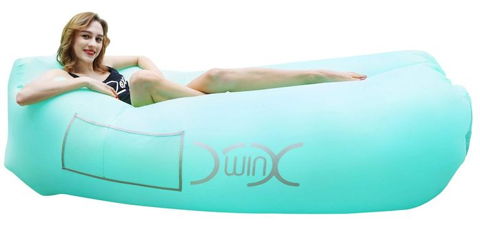 YXwin Inflatable Lounger Air Sofa Hammock