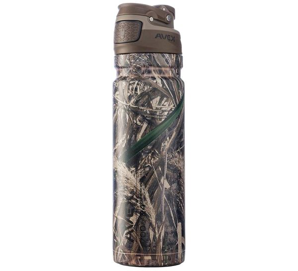 Avex Freeflow Stainless Steel Bottle