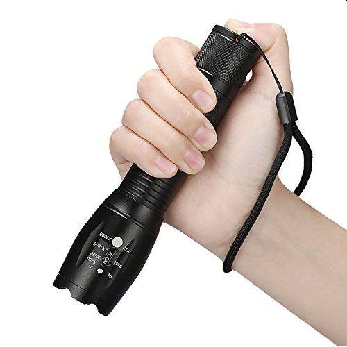 Binwo LED Tactical Flashlight
