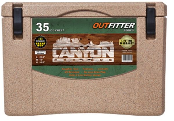 Canyon Cooler Outfitter
