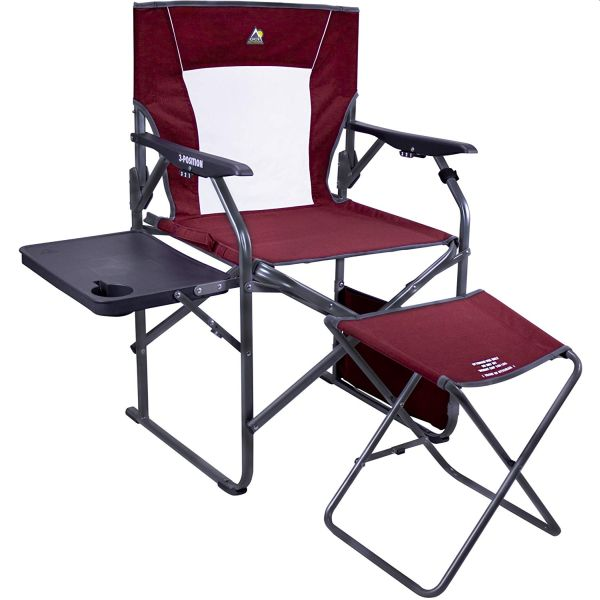 GCI Outdoor 3-Position Reclining Director Chair