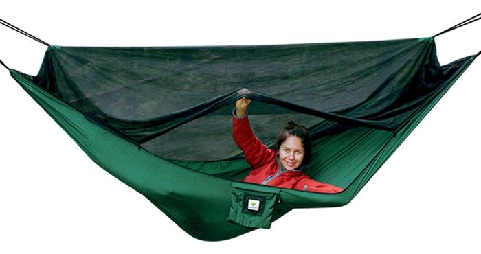 Hammock Bliss Ultimate Bug Free Camping Hammock