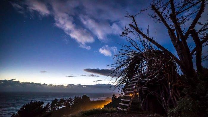 Human Nest At Treebones Resort