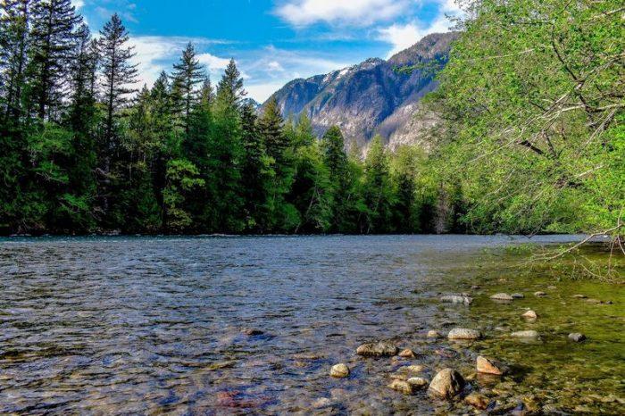 Newhalem Campground - North Cascades National Park