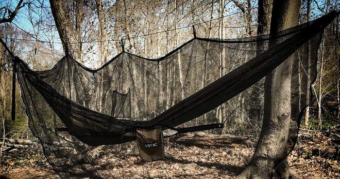 Serac Camping Hammock Bug Net