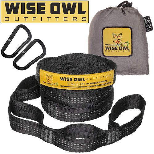 Wise Owl Outfitters Talon XL Hammock Straps