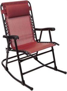 Amazon Basics Foldable Rocking Chair