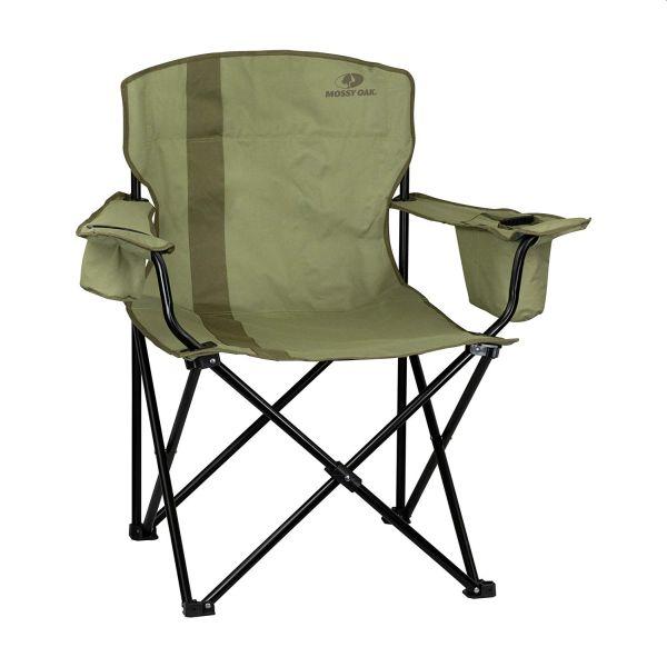 Mossy Oak Heavy Duty Folding Camping Chair