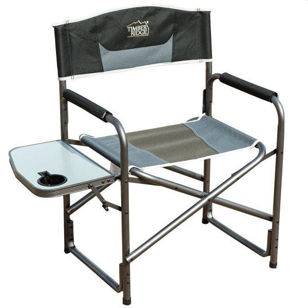 Timber Ridge DirectorsPortable Lightweight Chair