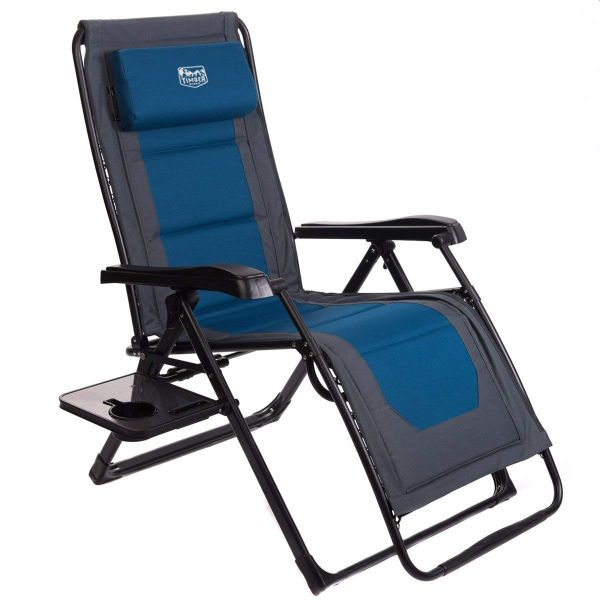 Timber Ridge Zero Gravity Locking Lounge Chair Oversize XL