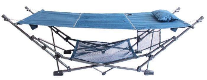 Zenithen Limited Guidesman Portable Blue Folding Hammock