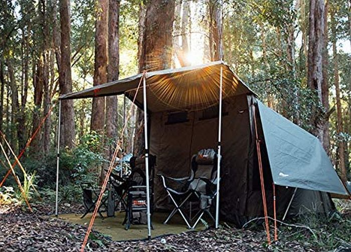 Oztent Expedition Tent