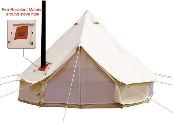 PlayDo Four-Season Tent