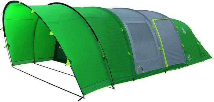 Coleman 6 Man Fastpitch Air Valdes Tent