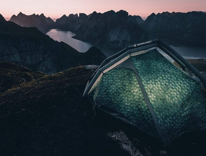 HEIMPLANET Original Fistral Tent