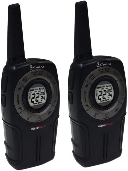 Cobra PR562BLT Pro Series 28-Mile Bluetooth Two-Way Radio