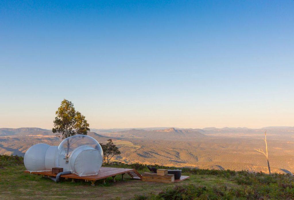 Bubble Tent In Australia