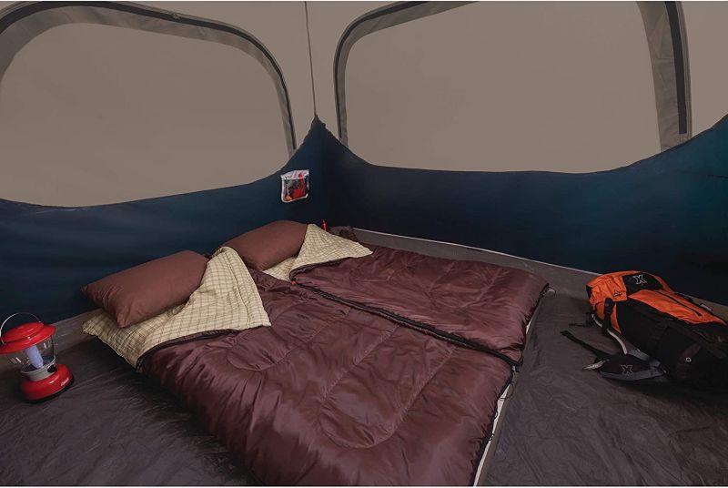 Coleman 6 Person Instant Tent Interiors