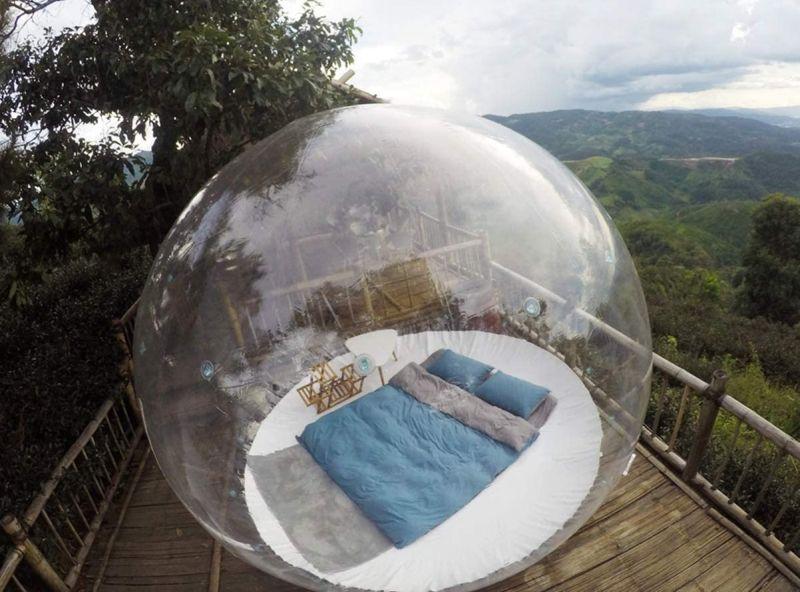 Foammaker Bubble Igloo Tent