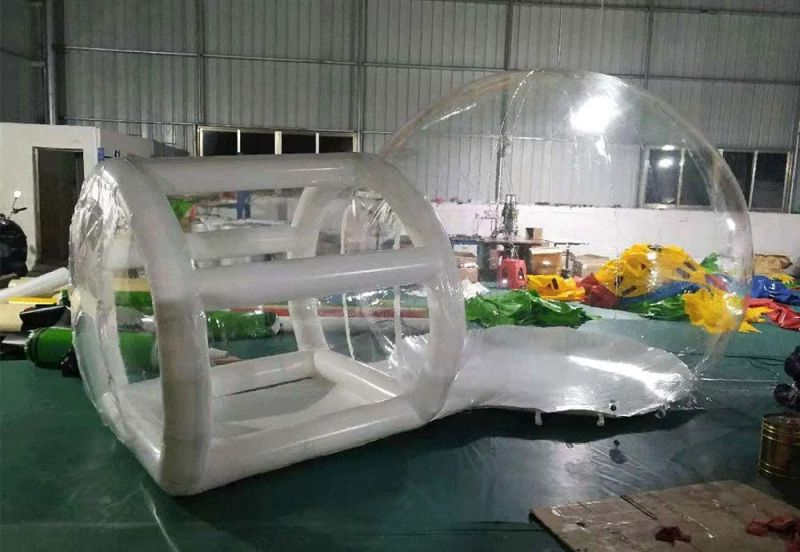 JYNselling Transparent Inflatable Bubble Camping Tent
