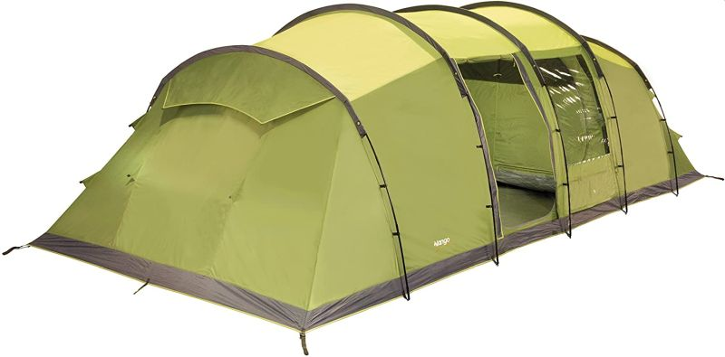 Vango Waterproof Odyssey 800 Outdoor Tunnel Tent