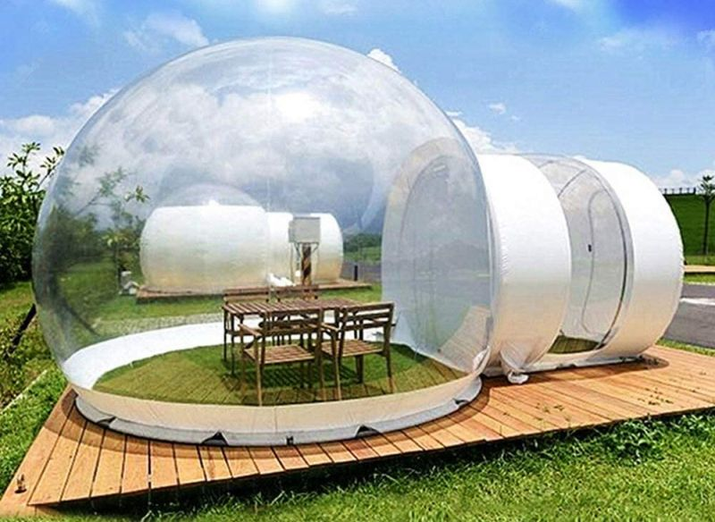 ZHFEISY Clear Bubble Tent