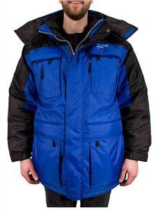 Freeze Defense 3in1 Men's Winter Coat Jacket Warm Parka