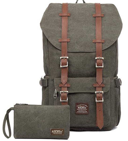 KAUKKO Travel Backpack Outdoor Rucksack