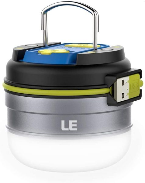 LE LED Camping Lantern Rechargeable 280 Lumen
