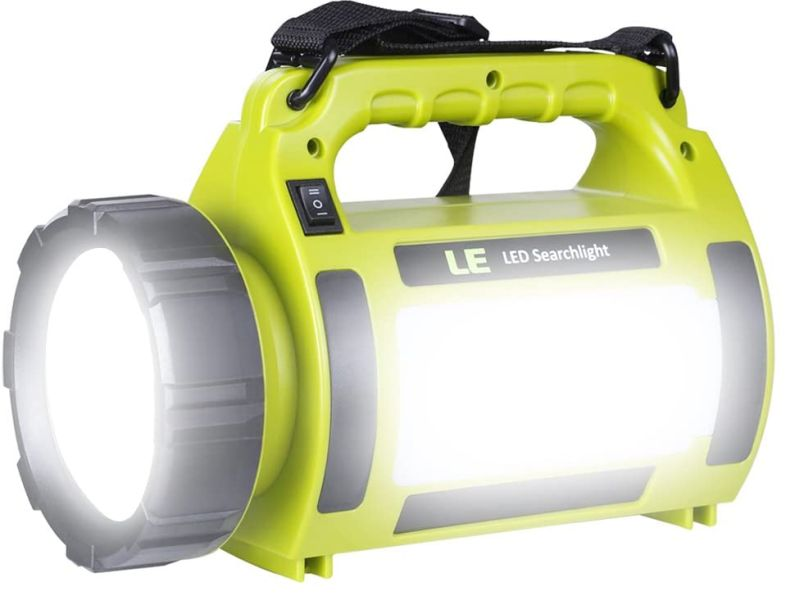 LE Rechargeable LED Camping Lantern Flashlight