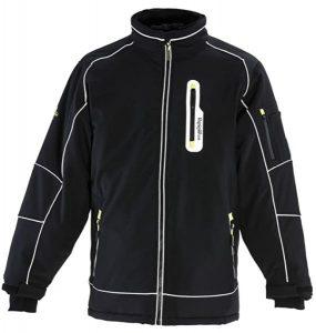 RefrigiWear Men's Extreme Softshell Insulated Jacket