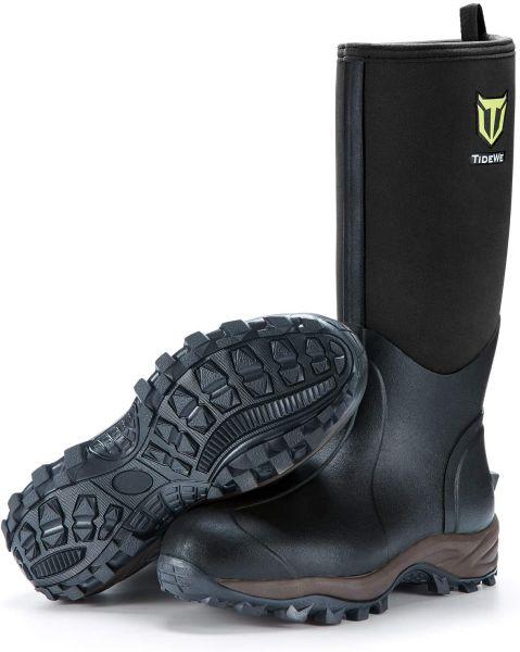 TIDEWE Rubber Neoprene Boots