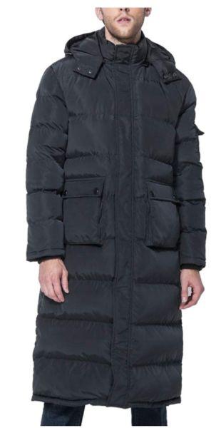 Tapasimme Men's Winter Warm Down Coat