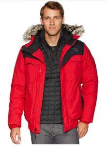 The North Face Men's Gotham Insulated Jacket III