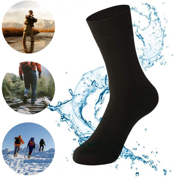 waterfly waterproof socks