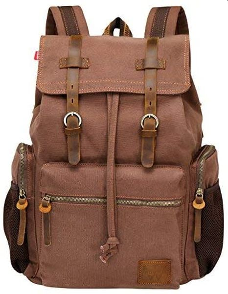 Wowbox Canvas Backpack