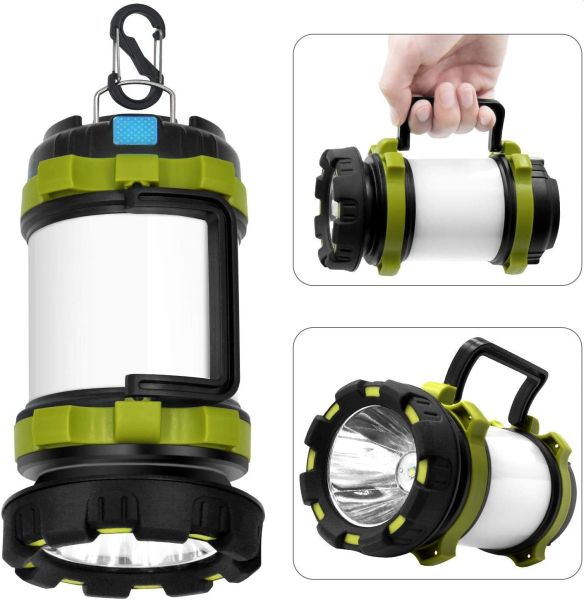 Wsky Rechargeable Camping Lantern