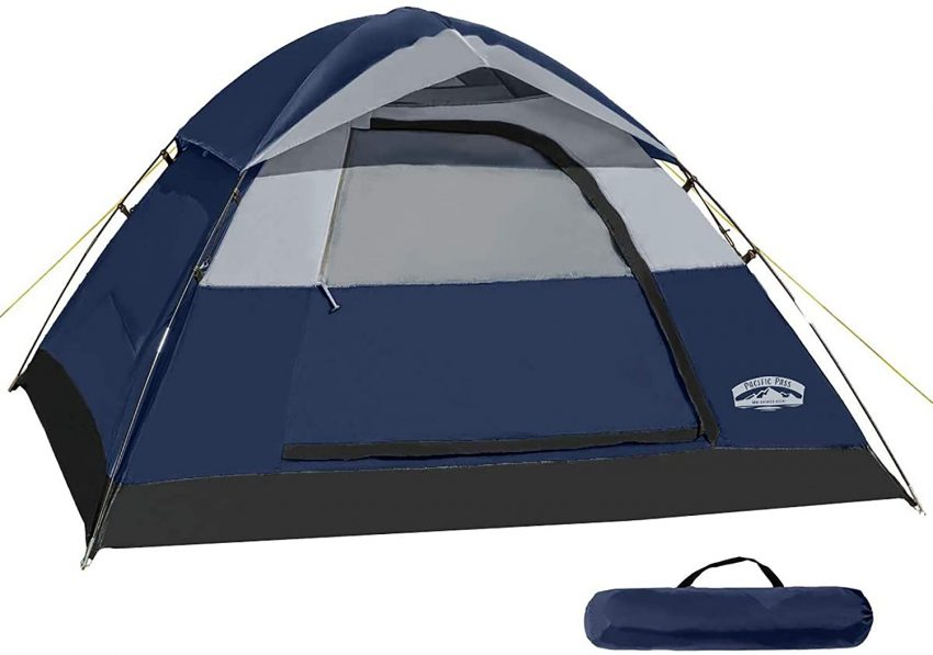 Pacific Pass Camping Tent