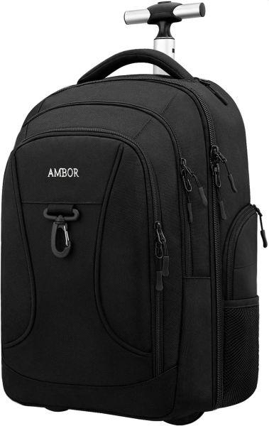 Ambor Rolling Backpack