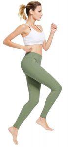 BALEAF Women's Ankle Legging Athletic Yoga Hiking Workout Pants