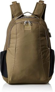 Pacsafe Metrosafe LS350 15 Liter Anti Theft Laptop Daypack