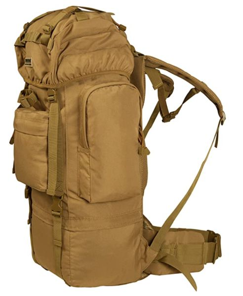 Seibertron 65L Internal-frame Waterproof Backpack