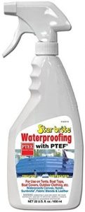 Star Brite Waterproofing With PTEF 22oz Marine Fabric Cleaning Supply