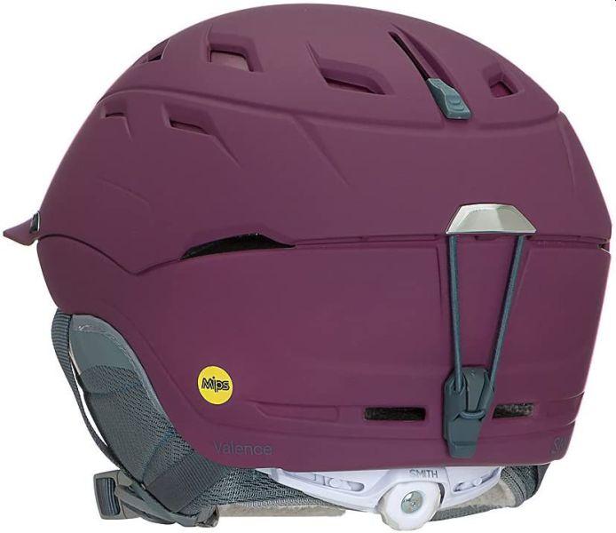 Smith Variance Helmet back